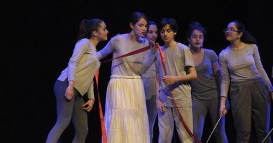 estudiantes de teatro representarán en el marco del Festival Thespis tres obras de teatro en el Teatro Cánovas