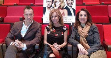 """Lara Dibildos, César Lucendo y Jorge Lucas llegarán a Alhaurín el Grande con """"El Contador del Amor"""""""