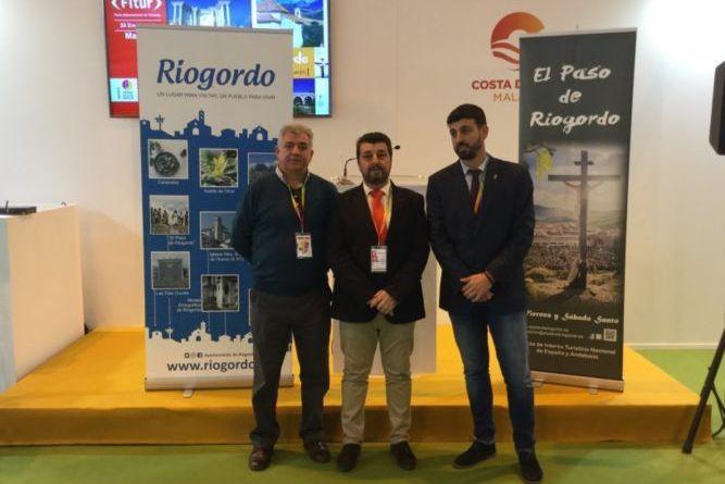 El Paso de Riogordo se posiciona en FITUR como uno de los grandes atractivos de la Semana Santa de la provincia de Málaga