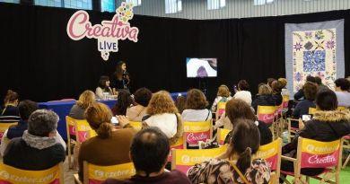 Más de 7000 visitantes disfrutaron de Creativa Málaga este fin de semana