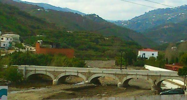 puente de los 10 ojos, benamargosa