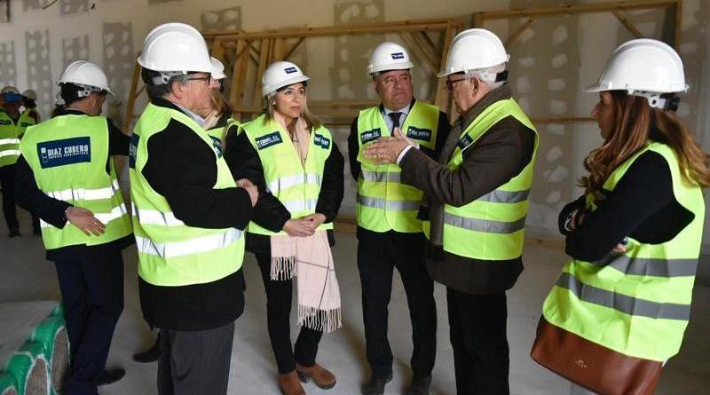 Las obras del Museo del Sitio de los Dólmenes de Antequera concluirán en la segunda mitad de 2020