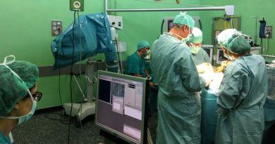 Neurocirujanos del Materno Infantil realizan más de 200 intervenciones cada año