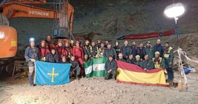 Medalla de Andalucía para los rescatadores de Julen