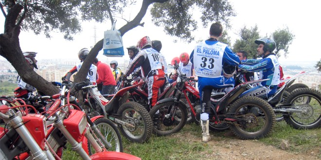 Trial de Motos