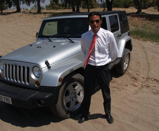 Antonio Guzmán - Jeep Málaga
