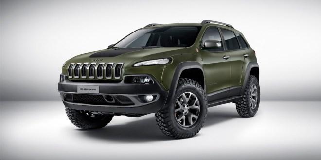 Jeep Cherokee Mopar Dubai
