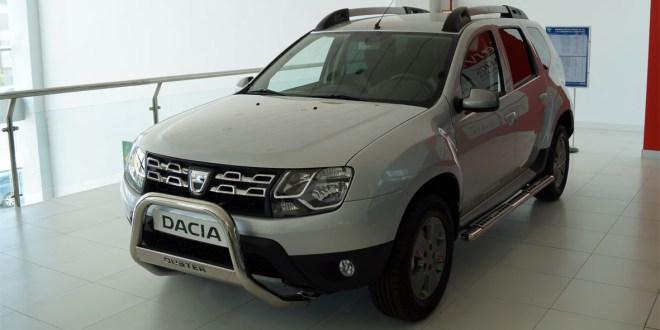 Accesorios Dacia Duster