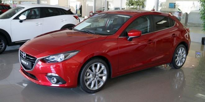 El Mazda3 recibe el nuevo motor 1.5 litros