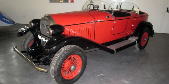 I Caravana Solidaria Museo Automovilístico Málaga