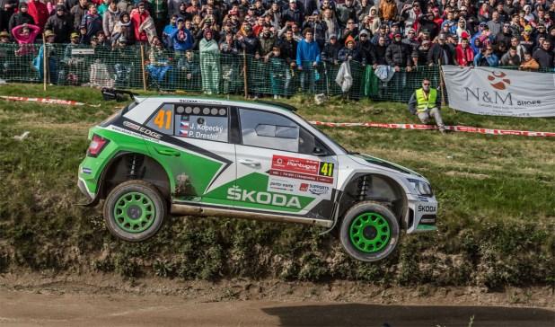 Skoda Fabia R5 Rally de Portugal