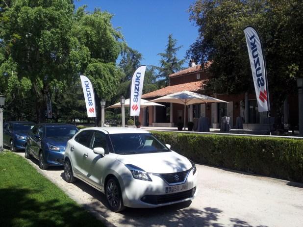 Presentación nuevo Suzuki Baleno en Madrid