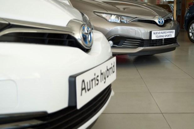 Auris Híbrido en Toyota Cumaca
