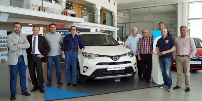 Toyota Cumaca Presentación RAV4 Híbrido