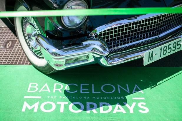 Cartel Barcelona Motordays