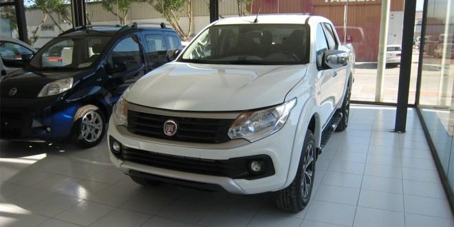 Fiat Fullback en Torino Motor