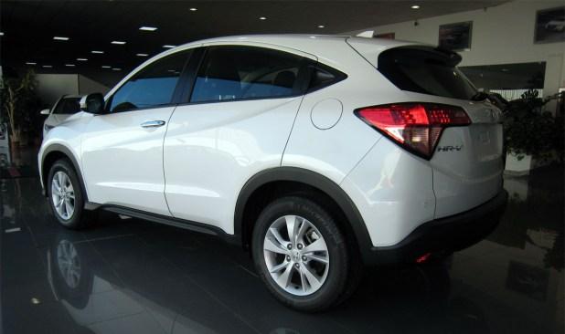 Honda HR-V en Cotri