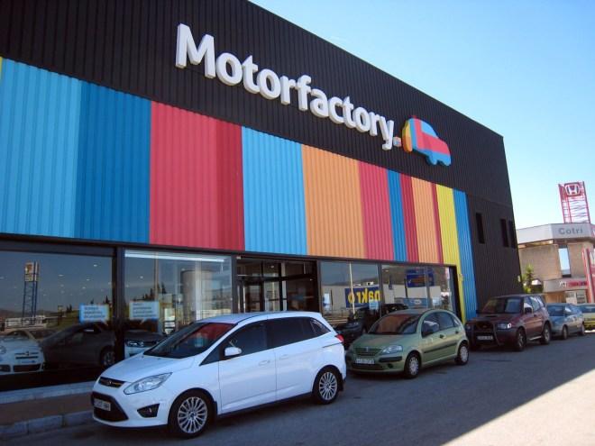 Fachada Motor Factory