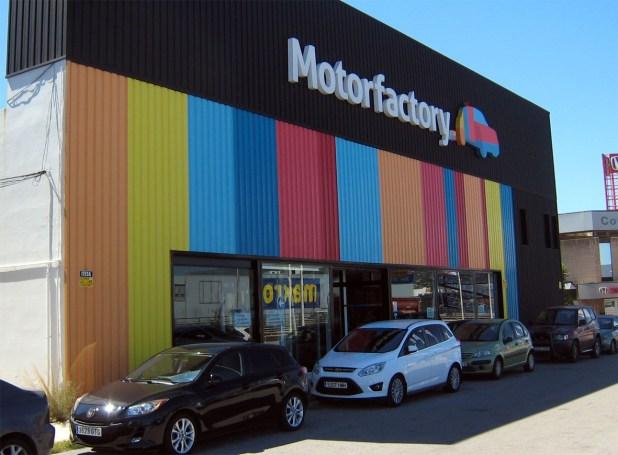 Motor Factory Fachada