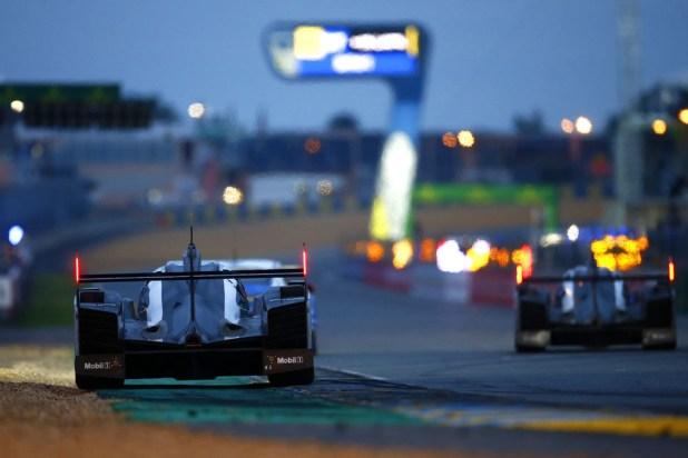 Porsche en las 24 Horas de Le Mans