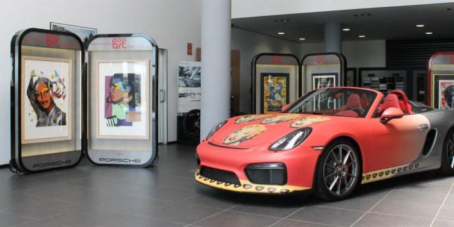 Porsche Sevilla Andy Warhol