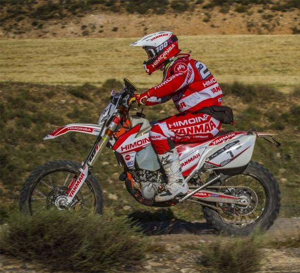 Baja Aragón Etapa 1 Motos