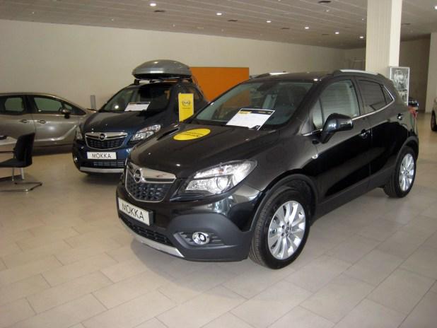 La Quincena de Opel Gálvez Motor