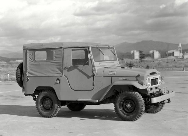 Toyota Land Cruiser 1961