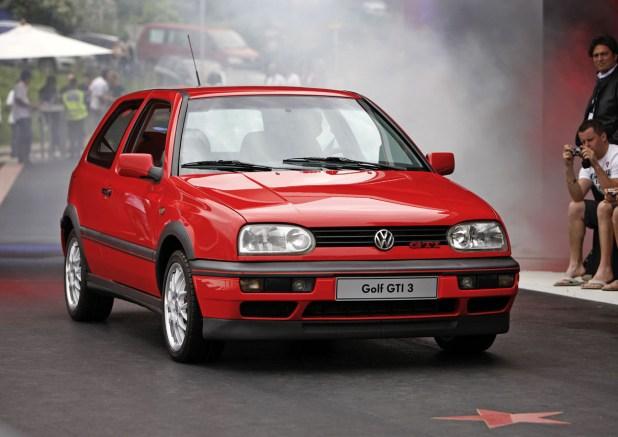 Volkswagen Golf GTI 20 Aniversario.