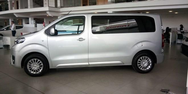 Toyota Proace Verso en Cumaca Motor