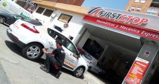 Probamos el neumático DriveGuard de Bridgestone