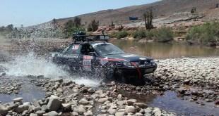 Un equipo malagueño confirma su participación en la próxima edición del Rally Clásicos del Atlas Solidario