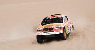 Un problema del GPS retrasa a Isidre Esteve en la primera etapa del Dakar