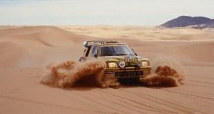 Historia de Peugeot en las ediciones africanas del Rally Dakar