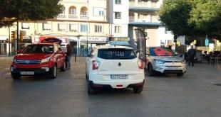 La Caravana SsangYong enamora a Málaga