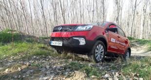 Nuevo SsangYong Korando, un SUV con verdaderas prestaciones off-road