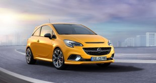 Aspecto y prestaciones deportivas para el nuevo Opel Corsa GSi