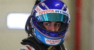 Fernando Alonso debutará con Toyota este fin de semana en Bélgica