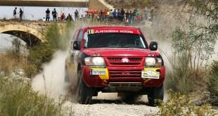 Jaén acoge la segunda cita del Nacional de Rallyes TodoTerreno