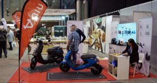 El Scooter Eléctrico NIU llega a Málaga con avanzadas soluciones de conectividad