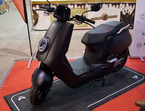 Scooter Eléctrico NIU Serie N