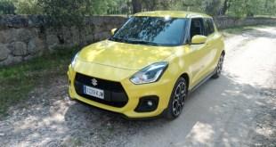 Suzuki presenta el nuevo Swift Sport turbo con 140 CV de potencia