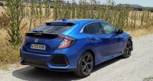 El Honda Civic Diésel recibe una transmisión automática de 9 velocidades