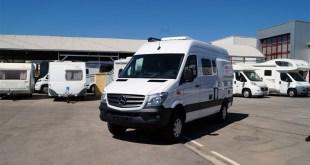 Cámper Hymer Grand Canyon S 4×4, un vehículo para ir al fin del mundo