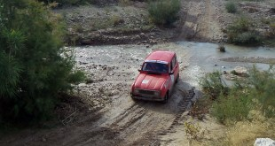 El Guadalquivir Classic Rally llega a la provincia de Córdoba