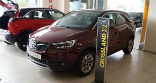 El Opel Crossland X recibe el motor 1.5 diésel con cambio automático