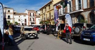 Disputada en Riogordo la etapa prólogo del Guadalquivir Classic Rally