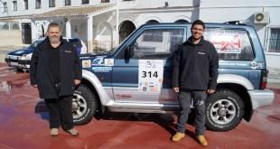 El equipo malagueño Team Salru Competición participa en el Guadalquivir Classic Rally 2018