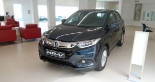 Honda Cotri recibe el nuevo HR-V con mejoras estéticas tanto en el interior como en el exterior