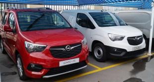 Opel Gálvez Motor recibe la versión de carga del nuevo Opel Combo